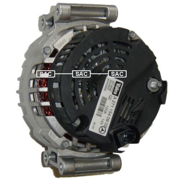 MERCEDES-BENZ C200/C230 Alternator